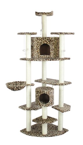 Bestpet 38L Cat Tree Condo Furniture Scratch Post Pet Hou...