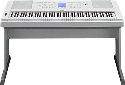 Yamaha DGX660WH 88-Key Weighted