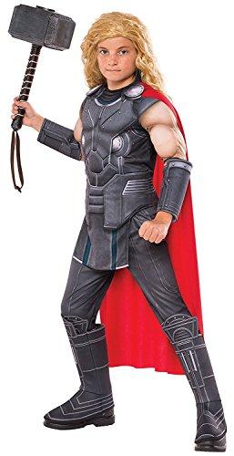 Rubie's Thor: Ragnarok Child's Deluxe Thor Costume, (Thor Costumes)