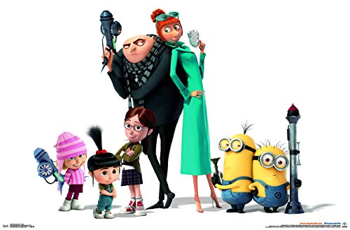 Trends International  Despicable Me 3 Group Wall Poster