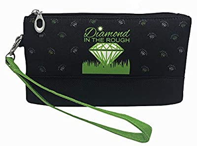 Giggle Golf Diamond in The Rough Wristlet | Great Golf Accessories & Golf Gifts