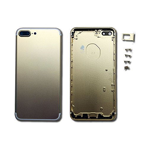New Housing Cover (Back Cover Housing for Apple iPhone 7 Plus - Gold (A1661, A1784, A1785))