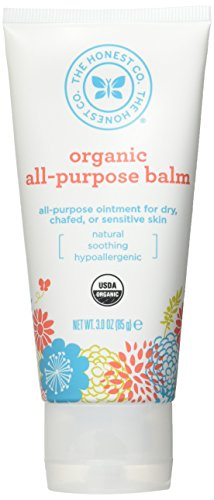 Honest Organic All-Purpose Balm