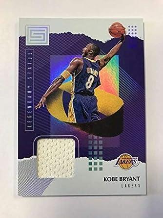 5e2186f4796c9 Amazon.com: 2018-19 Status Legendary Status Materials Basketball #16 ...
