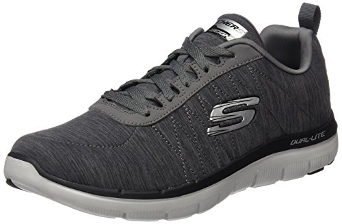 Skechers Herren Flex Advantage 2.0 Outdoor Fitnessschuhe, blau
