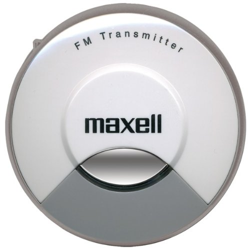 MAXELL 191213-P13 Stereo FM Transmitter -by-MAXELL