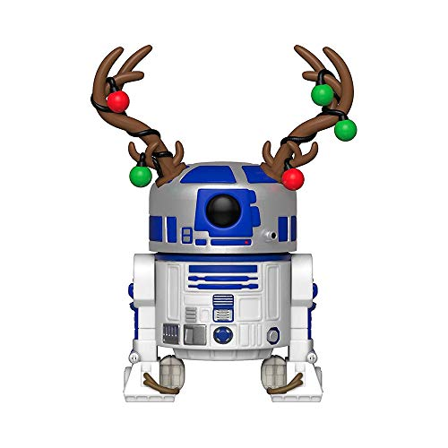 Star Wars - Pop Holiday R2-D2 W/Antlers