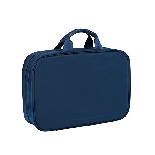 Tumi Women's Voyageur Monaco Travel Kit Ocean Blue by Tumi