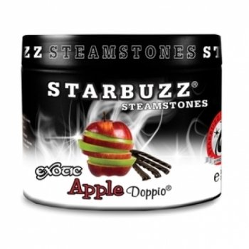 Apple Doppio Steam Stones Shisha Flavour