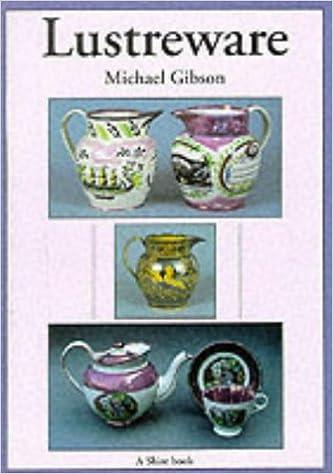 lustreware shire book