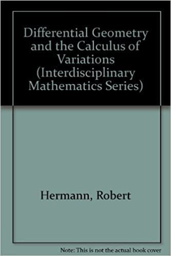 Topics in Differential Geometry and Calculus of VariationsÂ