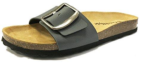 Oak & Hyde - Chloe - New York - Jeans - Leather Sandals nfINvqd