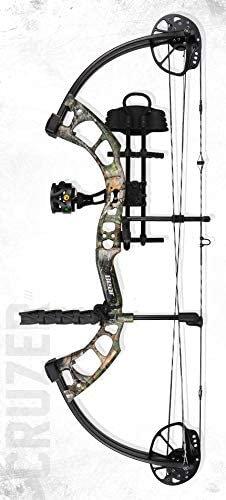 Cruzer X Bear Archery RTH 5-70 Right Hand Mossy Oak Camo Bow Package