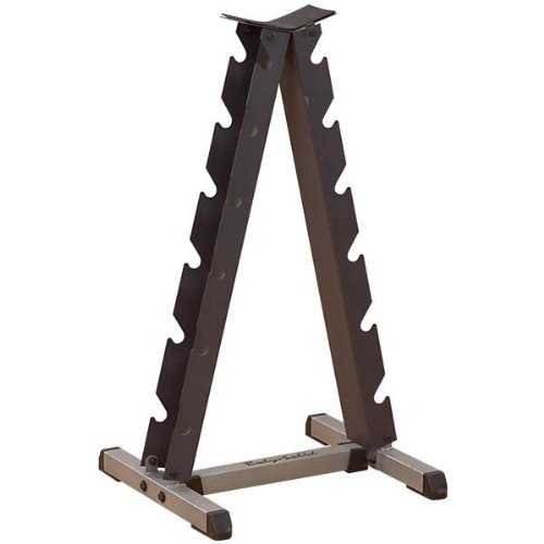 Body Solid GDR44 2-Tier Veritcal Dumbbell Rack