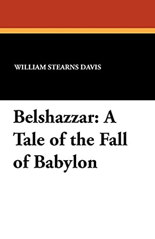 book cover of Belshazzar