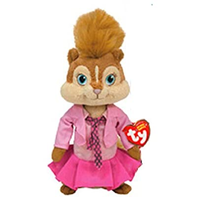 Brittany Ty Plush (Alvin and the Chipmunks the Squeakquel): Toys & Games