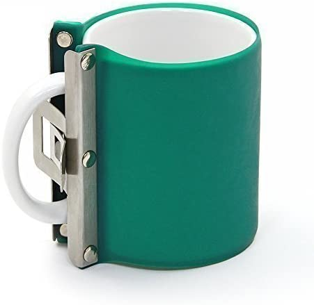 11oz Cup Clamp 3D Sublimation Silicone Mug Wrap for Printing Mugs Heat Press Machines