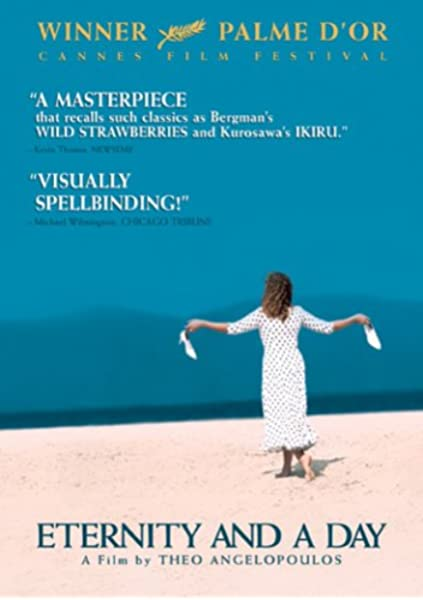 Amazon.com: Eternity and a Day: Bruno Ganz, Isabelle Renauld ...