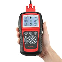 Autel DiagLink OBD2 Scan Tool Code Reader for Engine, ABS, Airbag, Transmission, EPB, Oil Service Reset (New DIY Version of the Autel MD802)