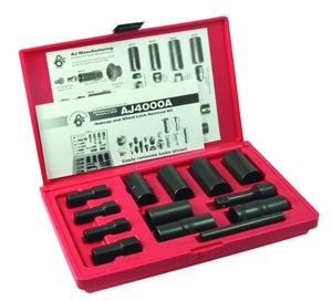 Ken-Tool 30171 Wheel Lock Removal Kit - 13 Piece by Ken-Tool (Image #1)