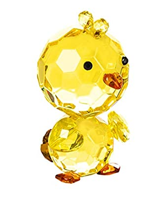 Gnz Crystal Expressions Easter Yellow Chick Figurine