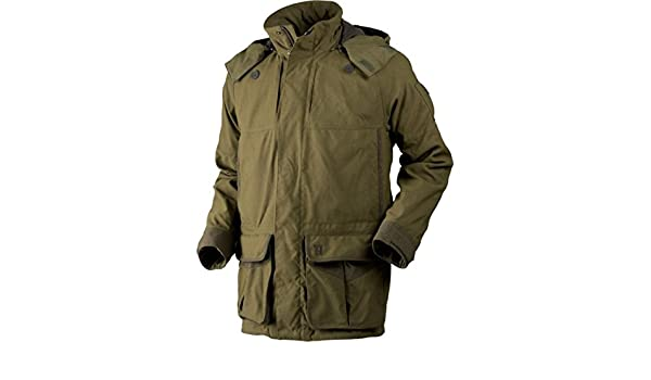 Amazon.com : Harkila Pro Hunter Icon Jacket Lake Green ...