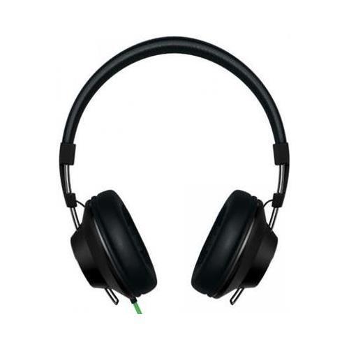 Razer USA Razer RZ12-01100100-R3U1 Adaro Stereo Analog Headphones, Stereo, Mini-phone, Wired, 32 Ohm, 20 Hz 20 kHz, Over-the-head, Binaural, Circumaural