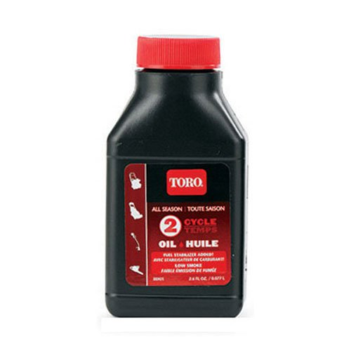 Toro M/R Blwr/Trmmr 38901 Natural Organic 2Cyc All Seas Oil, 2.6 oz ()