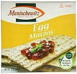 Manischewitz, Matzo; Egg, Size - 12 OZ, Pack of 3
