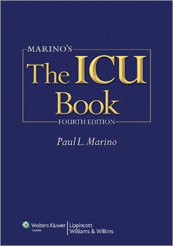 Marino's The ICU Book: 4th Edition