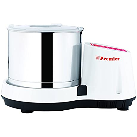 Premier Compact Table Top Wet Grinder 110volts 2 Ltrs White