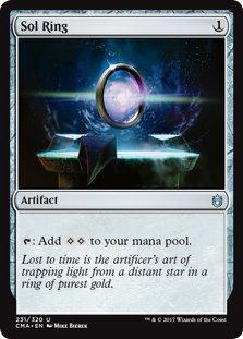 Sol Ring - Commander Anthology