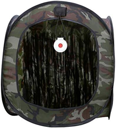 狩猟テント折りたたみ式狩猟地ブラインド迷彩ポータブルミュートターゲットテント狩猟射撃アクセサリーツール