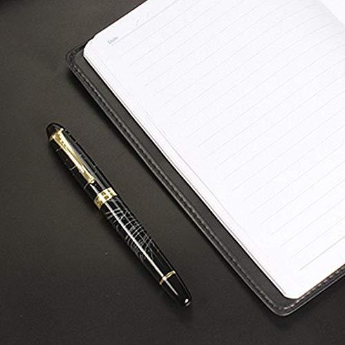 Tratto: M 0,5 mm Joyfeel buy X450 Penna stilografica con convertitore di Inchiostro e caligrafia per cartucce Standard
