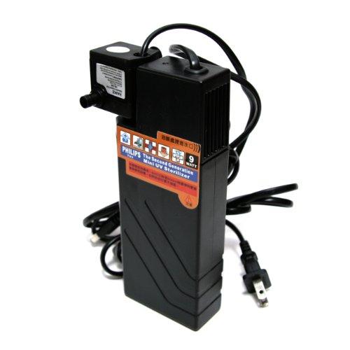 Watt Pond Uv Filtration - MR. Aqua Ultra Mini UV-C