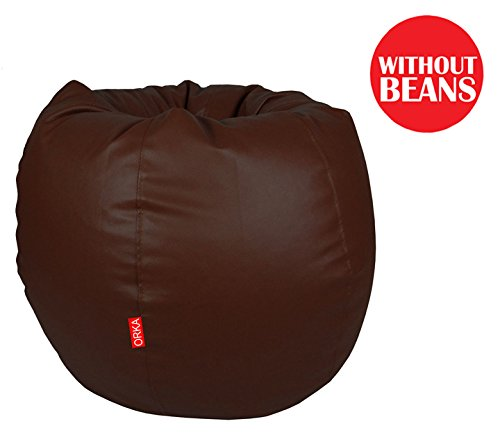 Orka XL Bean Bag Cover – Brown (Without Beans)