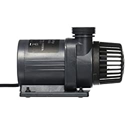 Jebao/Jecod DCP-4000 Water Pump Sine Wave Super Silent Return Pump with Controller Amphibious Frequency Conversion Submersible Pump for Seawater/Fresh Water