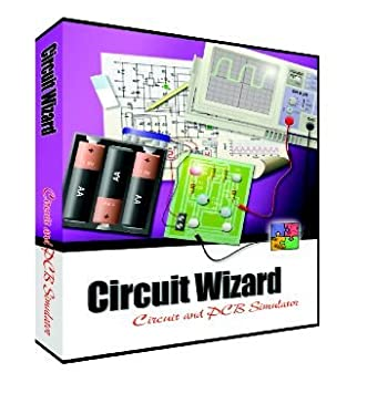 Circuit Wizard Pro PCB Design Board Simulation Software: Amazon.co ...