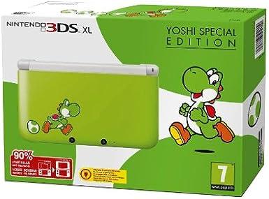 Nintendo 3DS XL Yoshi Special Edition - videoconsolas portátiles ...