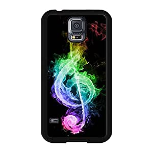 Music Guitar Phone Case Cover For Samsung Galaxy s5 i9600 Guitar Cool Design