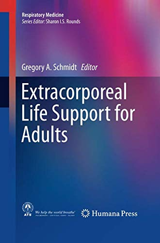 - Extracorporeal Life Support for Adults (Respiratory Medicine)