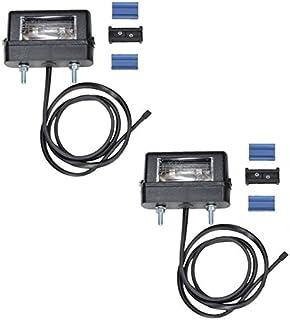 Asp/öck Earpoint 3-7 pol komplett Set Leuchten und Kabel w/ählbare L/änge K:Ohne Kabel