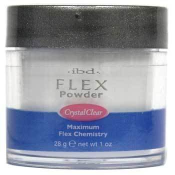 IBD Flex Crystal Clear Powder .75 Oz ()