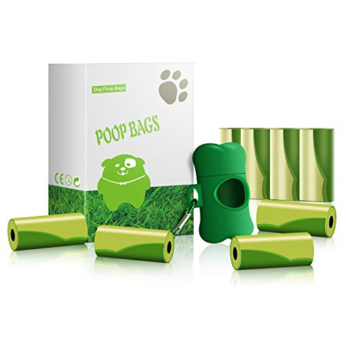 dog bags for poop with dispenser - 8