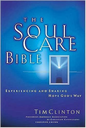 🎖️ Descargar libro en pdf The Soul Care Bible NKJV Navy