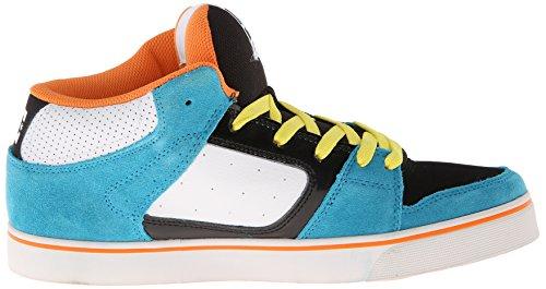 DC Patrol Skate Schuh für Herren Weiß / Multi (hmt)