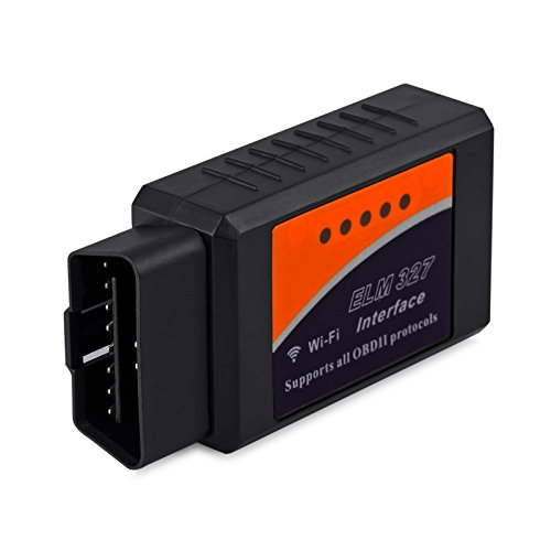 LiNKFOR Car WIFI OBD 2 OBD2 OBDII Scan Tool Scanner Adapter Check Engine Light Diagnostic Tool for iOS & Android by LiNKFOR (Image #7)