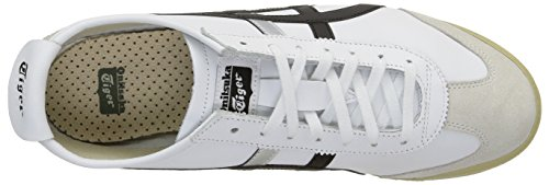 Adulto 10 Dl408 Black Zapatillas Mexico 66 Ontisuka 0190 0190 Blanco Unisex White n0qUIEg