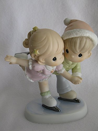 1999 Precious Moments Sharing Our Winter Wonderland # 539988 Brand New