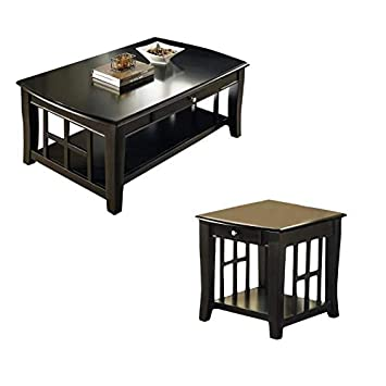 Transitional Coffee Table Sets 1